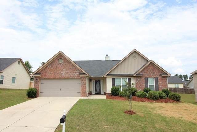 1433 Summit Way, Grovetown, GA 30813 (MLS #469635) :: Better Homes and Gardens Real Estate Executive Partners
