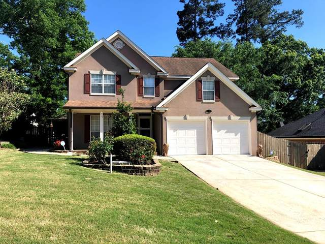 3862 Live Oak Lane, Martinez, GA 30907 (MLS #469640) :: Better Homes and Gardens Real Estate Executive Partners