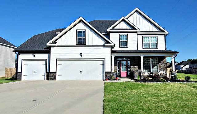 3450 Patron Drive, Grovetown, GA 30813 (MLS #469641) :: Shannon Rollings Real Estate