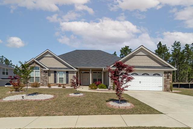 2163 Fordham Drive, Graniteville, SC 29829 (MLS #469642) :: Shannon Rollings Real Estate