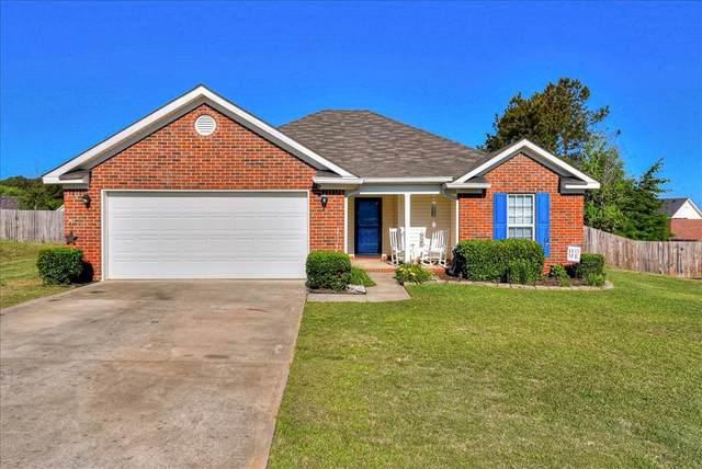 4020 Rosedale Place, Grovetown, GA 30813 (MLS #469646) :: McArthur & Barnes Partners | Meybohm Real Estate