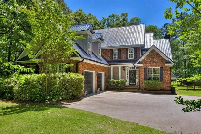 5710 Tubman Road, Appling, GA 30802 (MLS #469648) :: McArthur & Barnes Partners | Meybohm Real Estate