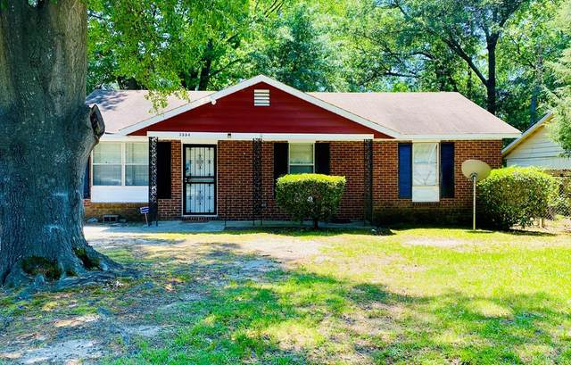 3554 E Jonathan Circle, Augusta, GA 30906 (MLS #469651) :: RE/MAX River Realty
