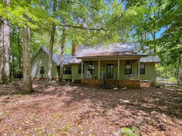 650 Burke Veterans Parkway, Waynesboro, GA 30830 (MLS #469660) :: McArthur & Barnes Partners   Meybohm Real Estate