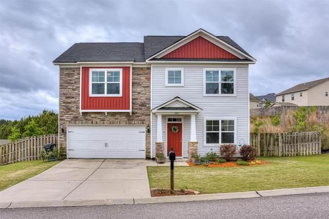 686 Telegraph Drive, Aiken, SC 29801 (MLS #469675) :: Shannon Rollings Real Estate