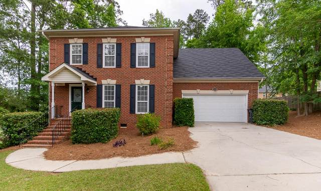 311 Bridle Path Road, North Augusta, SC 29860 (MLS #469676) :: Southeastern Residential