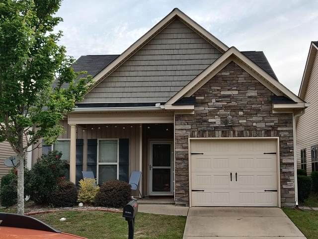 766 Chinaberry Court, Martinez, GA 30907 (MLS #469681) :: McArthur & Barnes Partners | Meybohm Real Estate