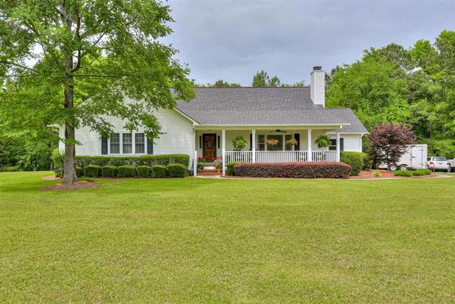 44 Republican Road, Edgefield, SC 29824 (MLS #469686) :: Shannon Rollings Real Estate
