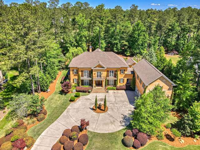 1868 Champions Circle, Evans, GA 30809 (MLS #469711) :: McArthur & Barnes Partners | Meybohm Real Estate