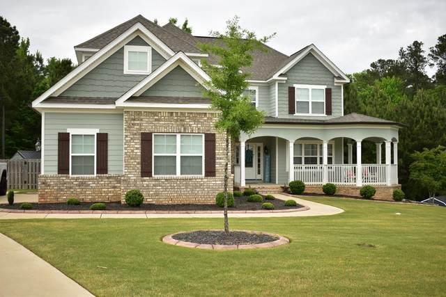 4563 Willie Daniel Drive, Evans, GA 30809 (MLS #469762) :: Shannon Rollings Real Estate