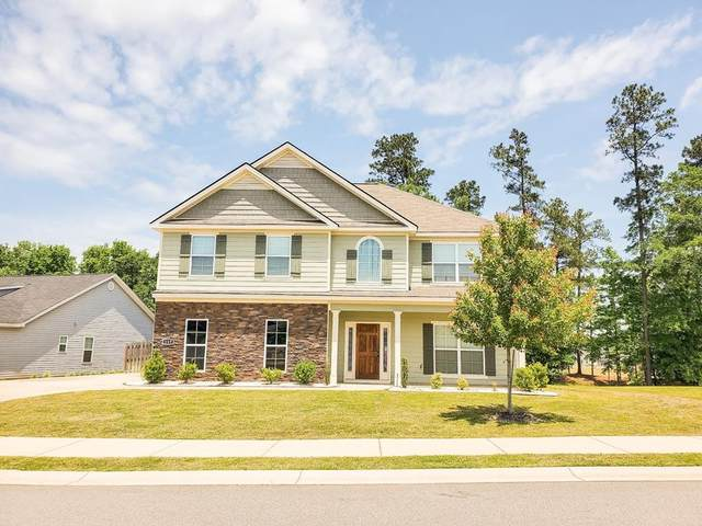 117 Radcliff Drive, Grovetown, GA 30813 (MLS #469777) :: McArthur & Barnes Partners | Meybohm Real Estate