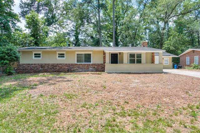 2222 Raleigh Drive, Augusta, GA 30904 (MLS #469805) :: McArthur & Barnes Partners | Meybohm Real Estate