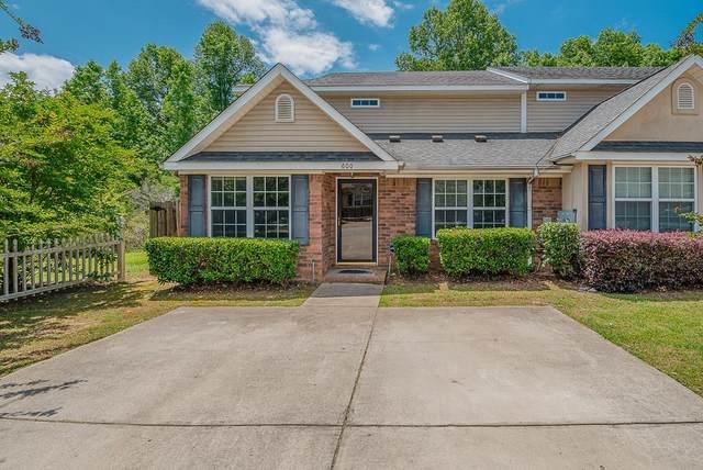 600 Goodale Lane, Grovetown, GA 30813 (MLS #469816) :: Melton Realty Partners