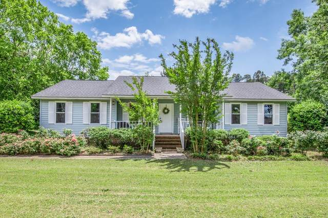 409 Murrah Road, North Augusta, SC 29860 (MLS #469821) :: Shannon Rollings Real Estate