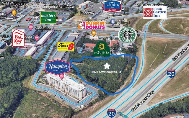 3028-A Washington Road, Augusta, GA 30907 (MLS #469840) :: McArthur & Barnes Partners | Meybohm Real Estate