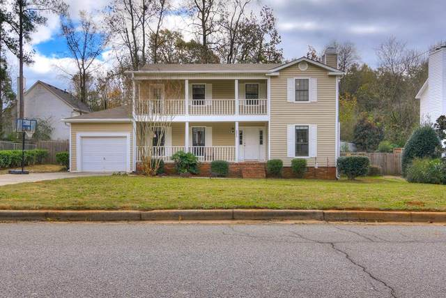 3866 Villa Lane, Martinez, GA 30907 (MLS #469841) :: McArthur & Barnes Partners | Meybohm Real Estate