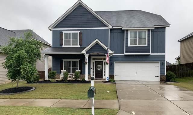 8793 Crenshaw Drive, Grovetown, GA 30813 (MLS #469842) :: McArthur & Barnes Partners | Meybohm Real Estate