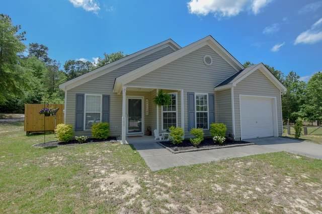145 Tirasco Court, Aiken, SC 29851 (MLS #469846) :: Shannon Rollings Real Estate