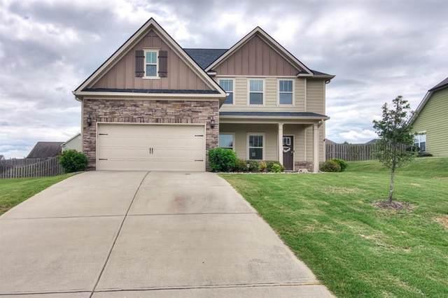 5444 Victoria Falls Drive, Grovetown, GA 30813 (MLS #469848) :: McArthur & Barnes Partners | Meybohm Real Estate