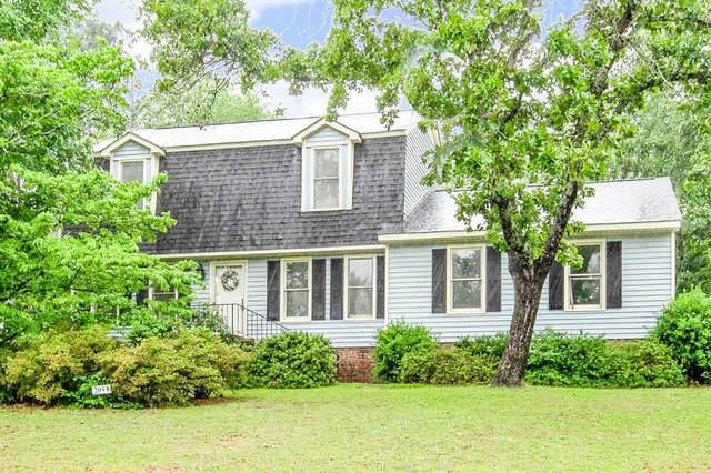 2054 Alpine Drive, Aiken, SC 29803 (MLS #469859) :: Southeastern Residential