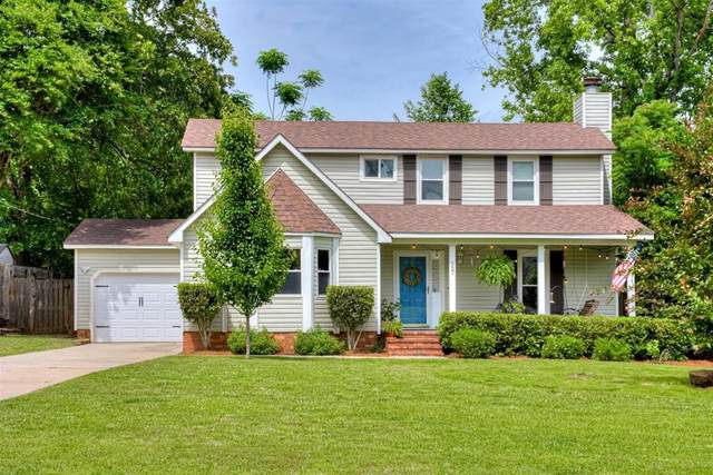 557 Forest Crossing, Martinez, GA 30907 (MLS #469863) :: Better Homes and Gardens Real Estate Executive Partners