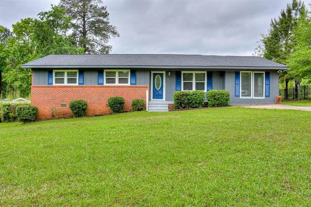 327 Mears Street, Martinez, GA 30907 (MLS #469872) :: Better Homes and Gardens Real Estate Executive Partners
