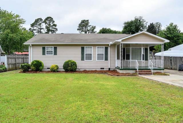 104 Shelby Court, Augusta, GA 30906 (MLS #469879) :: Southeastern Residential