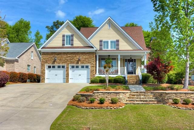 233 Dixon Court, Evans, GA 30809 (MLS #469880) :: McArthur & Barnes Partners | Meybohm Real Estate