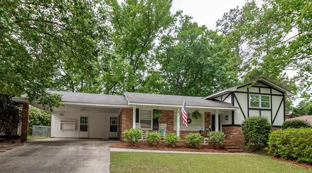 1421 Brookgreen Drive, North Augusta, SC 29841 (MLS #469882) :: Young & Partners