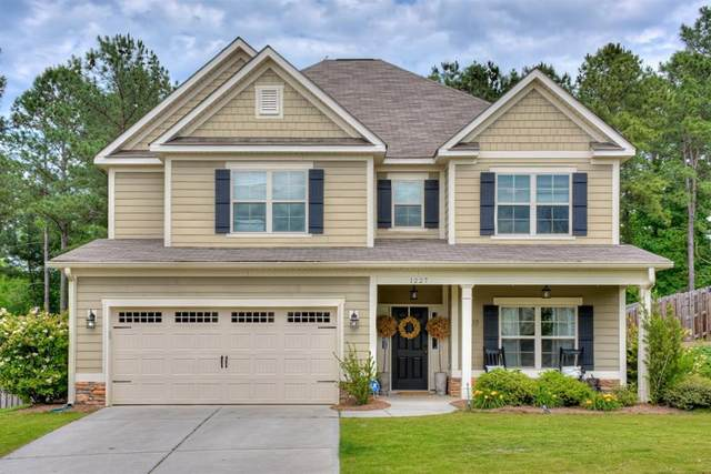 1227 Cypress Trail, Evans, GA 30809 (MLS #469884) :: McArthur & Barnes Partners | Meybohm Real Estate