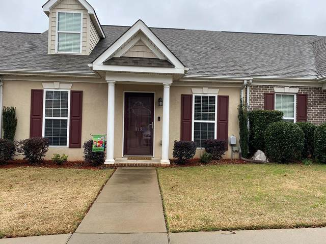 119 Orchard Way, North Augusta, SC 29860 (MLS #469891) :: Shannon Rollings Real Estate