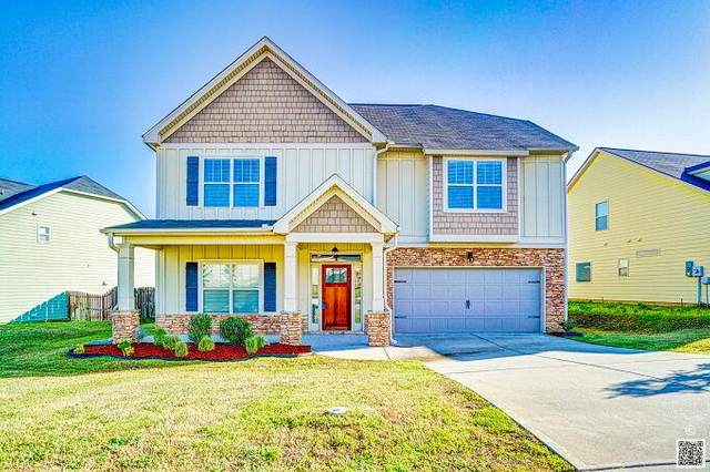 8801 Crenshaw Drive, Grovetown, GA 30813 (MLS #469900) :: McArthur & Barnes Partners | Meybohm Real Estate