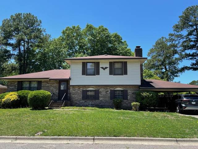 222 Cavalier Drive, Martinez, GA 30907 (MLS #469902) :: Better Homes and Gardens Real Estate Executive Partners