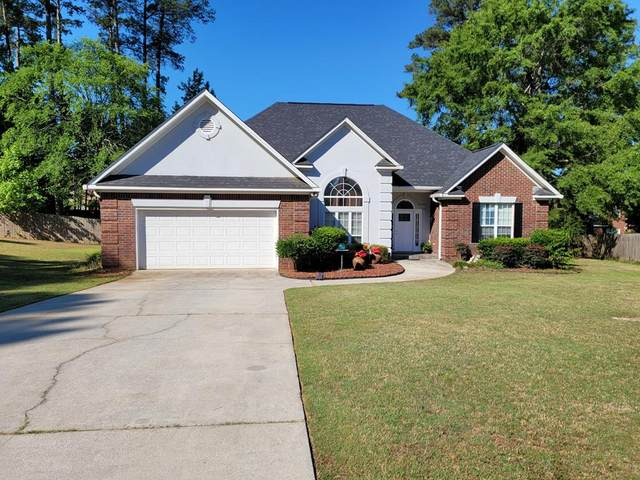 4542 Reigate Court, Evans, GA 30809 (MLS #469911) :: Shannon Rollings Real Estate