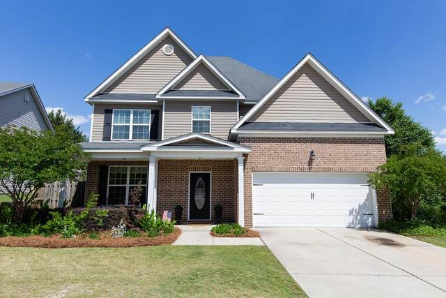 202 High Meadows Circle, Grovetown, GA 30813 (MLS #469928) :: Shannon Rollings Real Estate