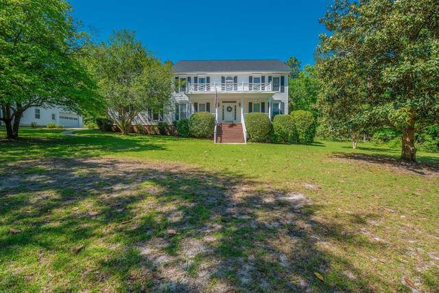 2355 Cullum Trail Road, Aiken, SC 29803 (MLS #469930) :: McArthur & Barnes Partners | Meybohm Real Estate