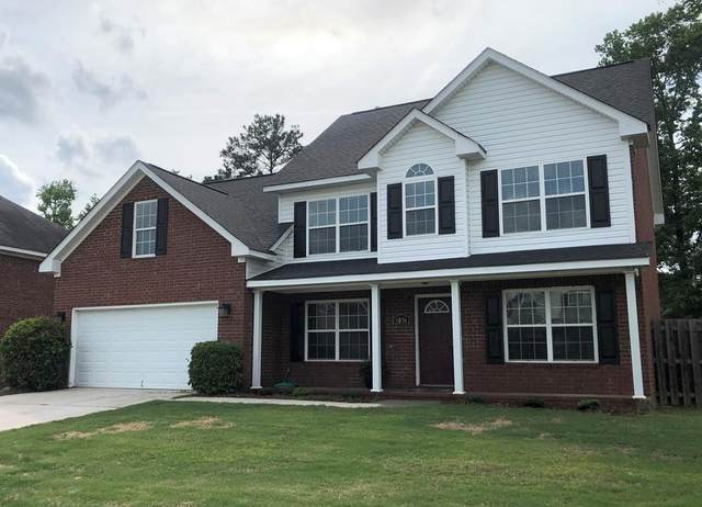 5036 Reynolds Way, Grovetown, GA 30813 (MLS #469933) :: Shannon Rollings Real Estate
