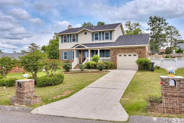 2206 Ramblewood Drive, Augusta, GA 30906 (MLS #469946) :: The Starnes Group LLC