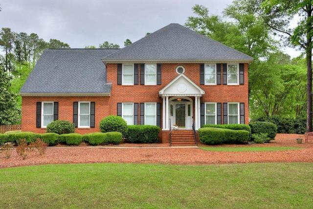 602 Cypress Point Court, Augusta, GA 30907 (MLS #469977) :: McArthur & Barnes Partners | Meybohm Real Estate