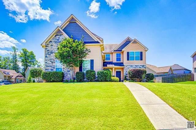 913 Golden Bell Lane, Grovetown, GA 30813 (MLS #469993) :: McArthur & Barnes Partners | Meybohm Real Estate