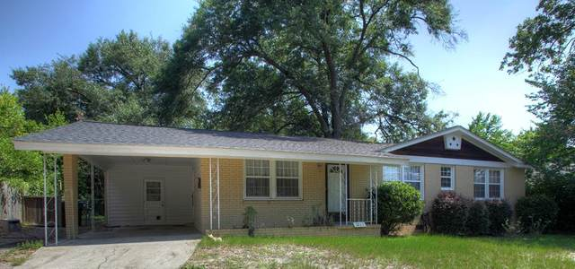 2215 Woodland Avenue, Augusta, GA 30904 (MLS #469994) :: McArthur & Barnes Partners | Meybohm Real Estate