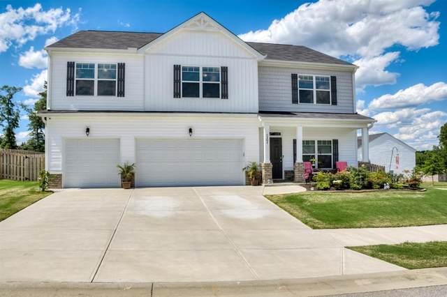 1201 Eldrick Lane, Grovetown, GA 30813 (MLS #469995) :: McArthur & Barnes Partners | Meybohm Real Estate
