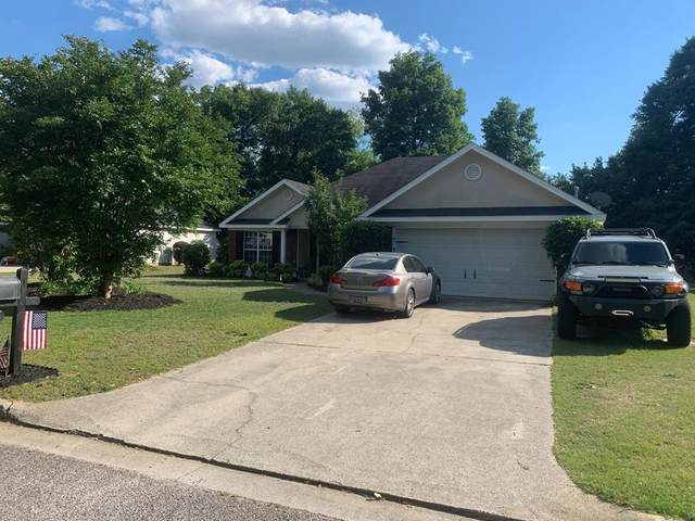 667 Saint Julian Place, North Augusta, SC 29860 (MLS #469996) :: RE/MAX River Realty