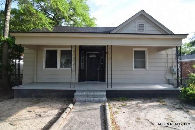 2081 Ellis Street, Augusta, GA 30904 (MLS #470013) :: McArthur & Barnes Partners | Meybohm Real Estate
