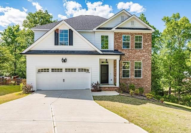 1520 Blair Street, Evans, GA 30809 (MLS #470022) :: McArthur & Barnes Partners | Meybohm Real Estate