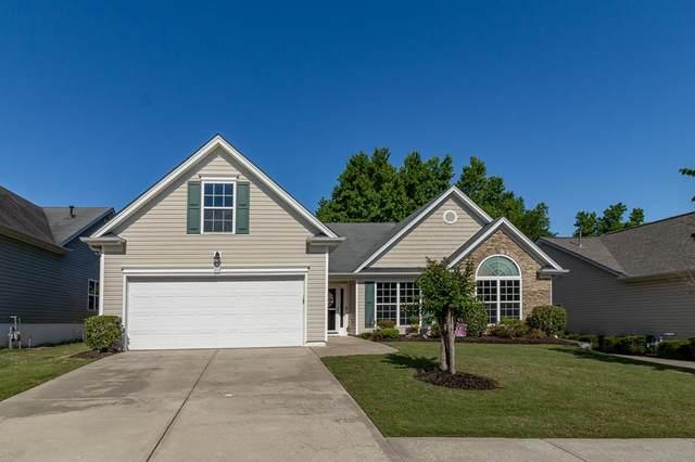 511 Sweet Meadow Drive, Grovetown, GA 30813 (MLS #470026) :: McArthur & Barnes Partners | Meybohm Real Estate