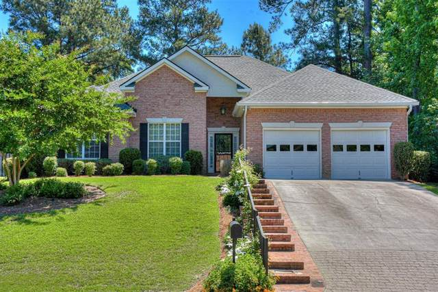 1105 Hampstead Place, Martinez, GA 30907 (MLS #470034) :: McArthur & Barnes Partners | Meybohm Real Estate