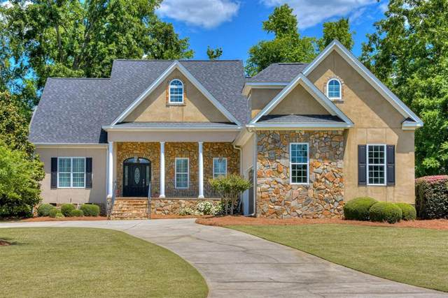 1469 Knob Hill Circle, Evans, GA 30809 (MLS #470036) :: McArthur & Barnes Partners | Meybohm Real Estate