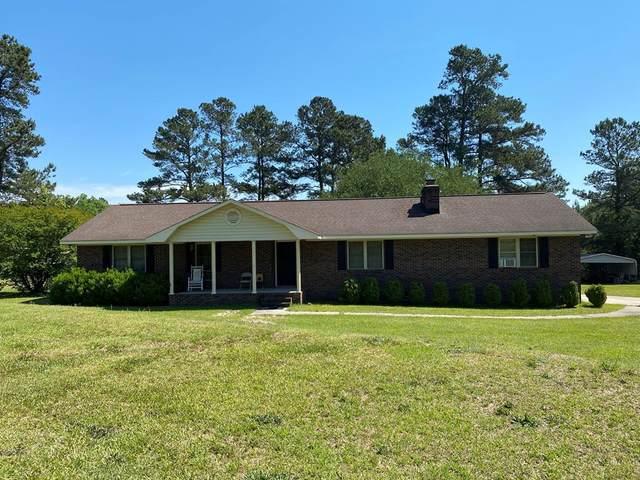 566 Howlandville Road, Warrenville, SC 29851 (MLS #470048) :: McArthur & Barnes Partners | Meybohm Real Estate