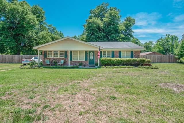196 Chris Circle, Keysville, GA 30816 (MLS #470065) :: McArthur & Barnes Partners | Meybohm Real Estate